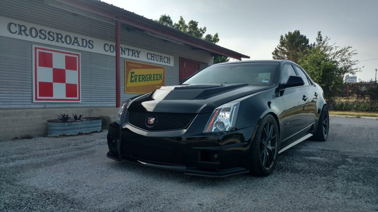 Andrew CTS-V 3
