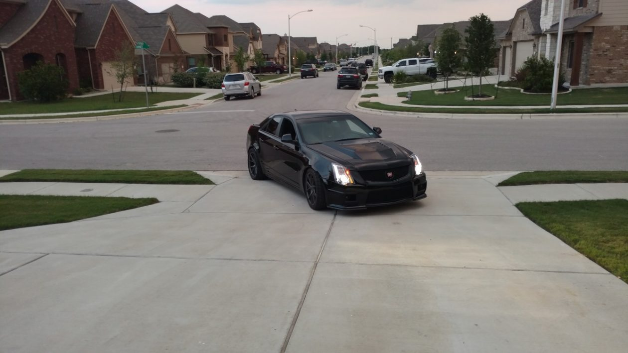 Andrew CTS-V 4