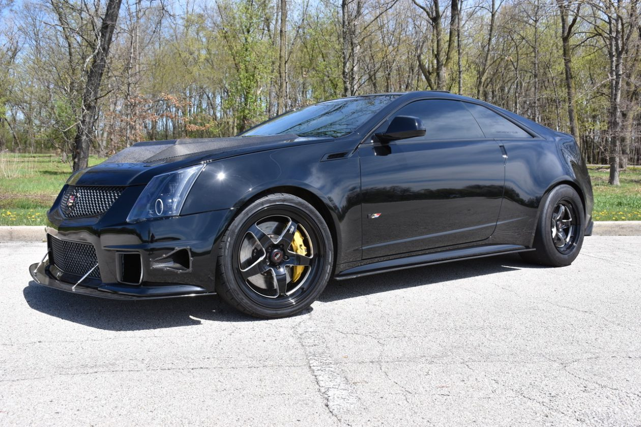 Eric CTS-V Interchiller 5