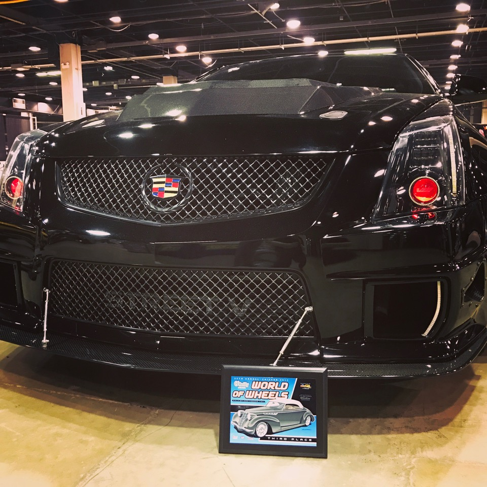 Eric CTS-V Interchiller 8