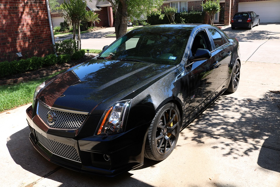 Joe 2013 CTS-V Interchiller 2