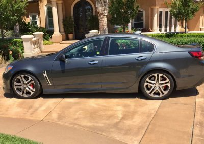 Arthurs Chevy SS Interchiller
