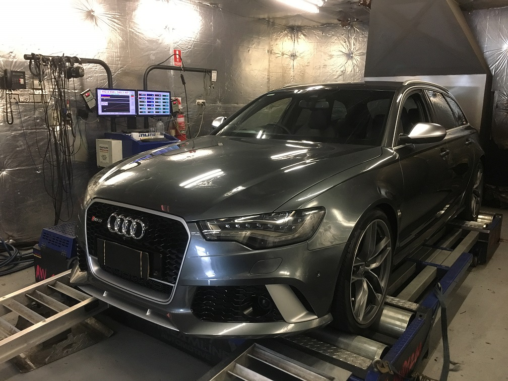 Audi RS6 Interchiller 4