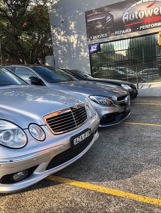 E55 AMG Interchiller 2