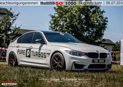2016 BMW F80 M3 Interchiller
