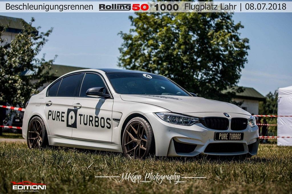 Interchiller 2016 BMW F80 M3 2