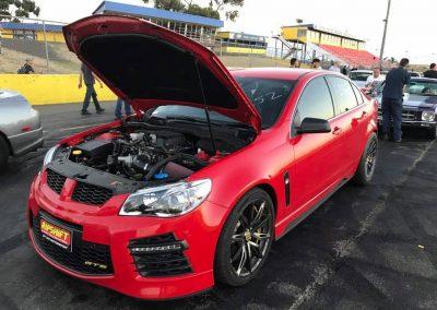GM Motorsport Interchiller