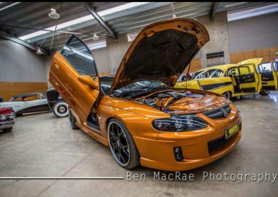 Chris Interchiller 2005 Monaro