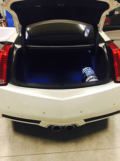 James CTS-V Interchiller 5