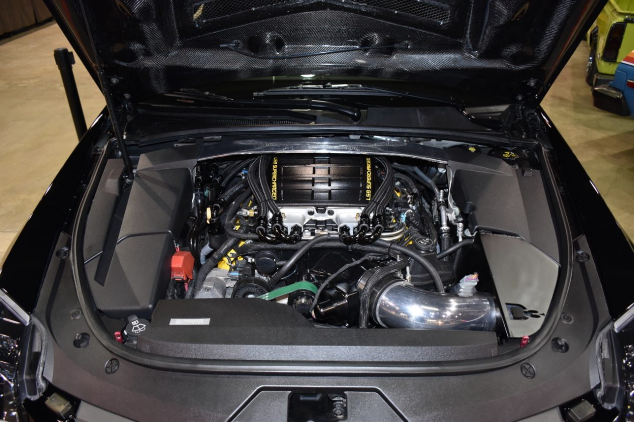 Eric CTS-V Interchiller 2