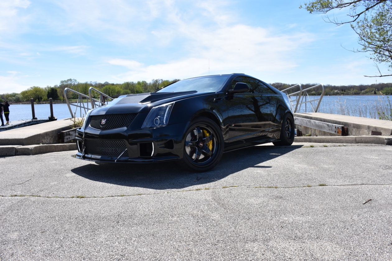 Eric CTS-V Interchiller 4
