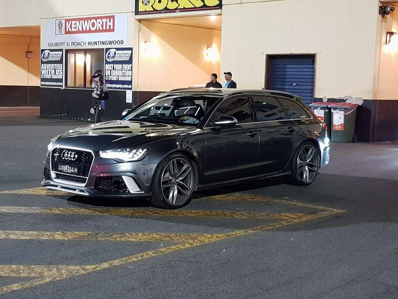 Audi RS6 Interchiller 3