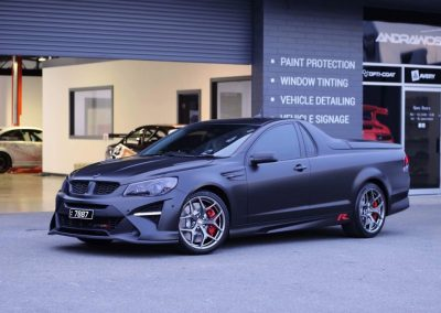 Willall Racing GTS-R Maloo Interchiller
