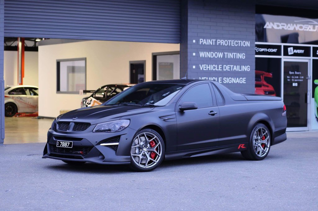 Maloo GTSR Interchiller 2