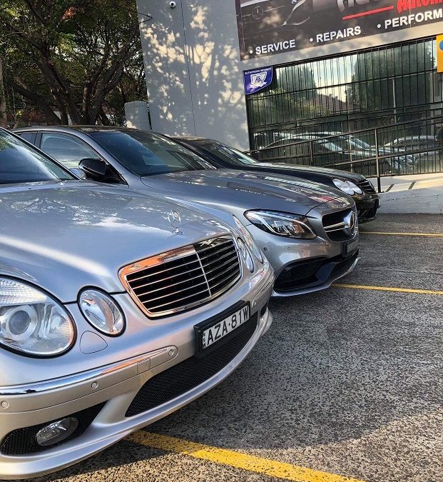 E55 AMG Interchiller