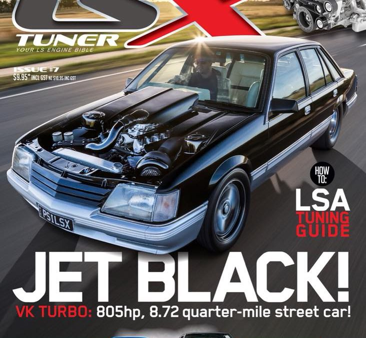 STREET MACHINE LSX Tuner issue #7