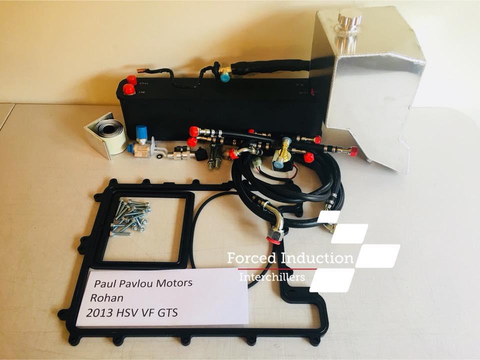 Paul Pavlou motors Interchiller 2