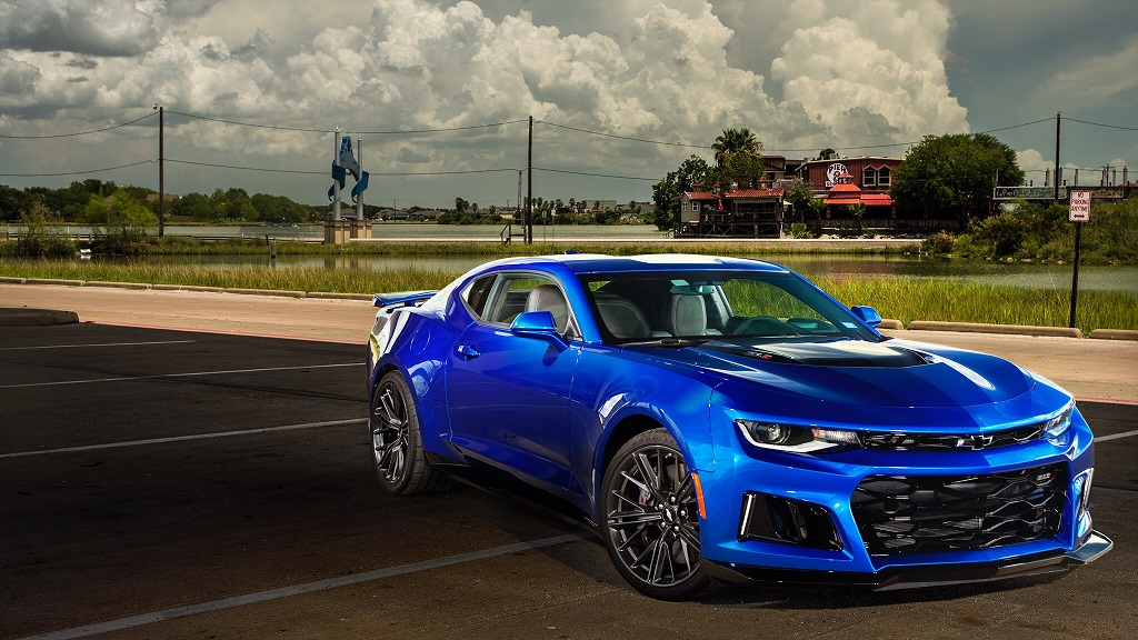 2017 Camaro ZL1 Interchiller