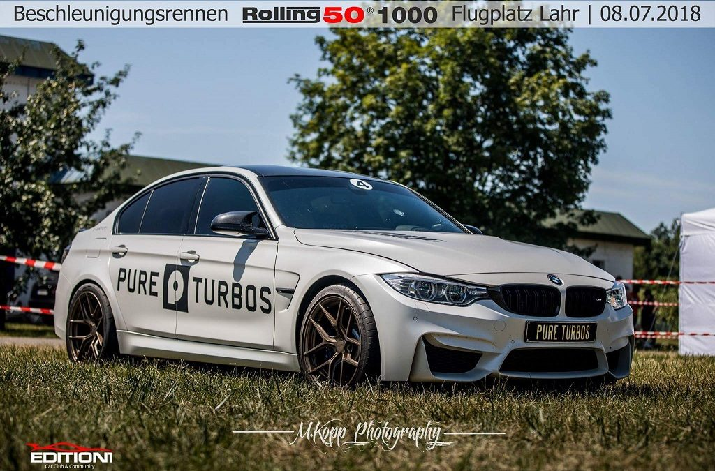 2016 BMW F80 M3 Interchiller
