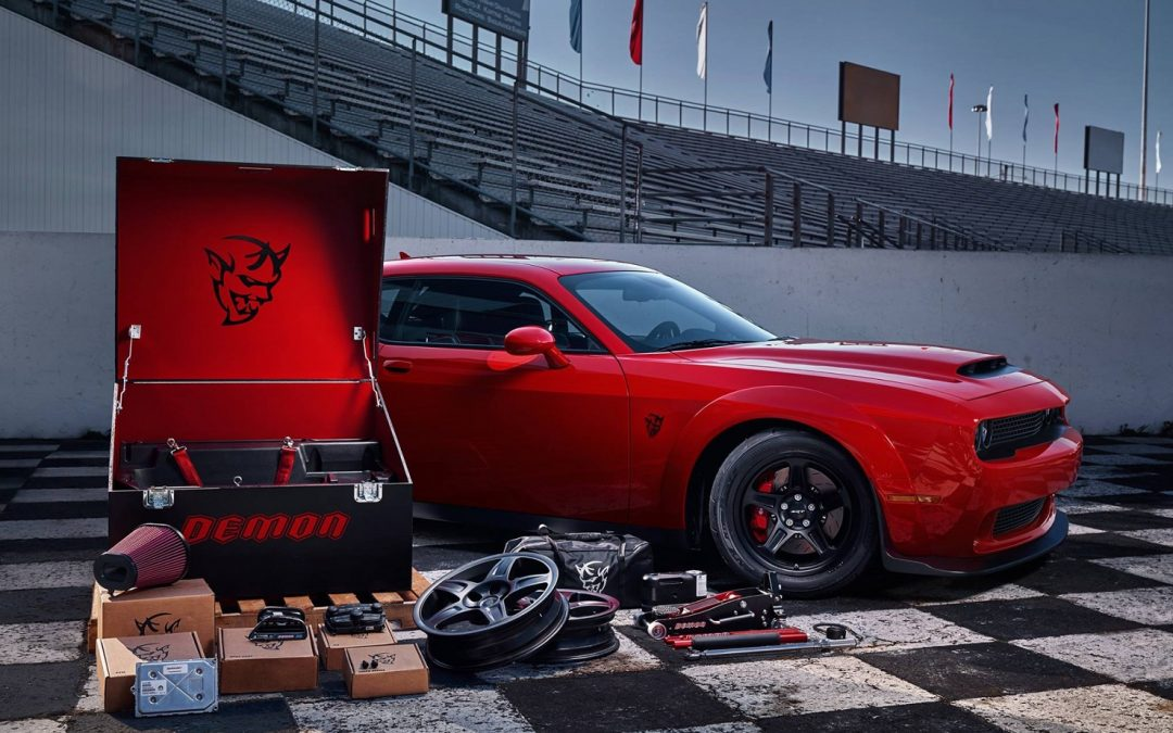 Dodge Demon Interchiller