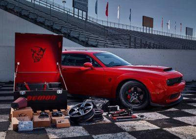 Dodge Demon Interchiller