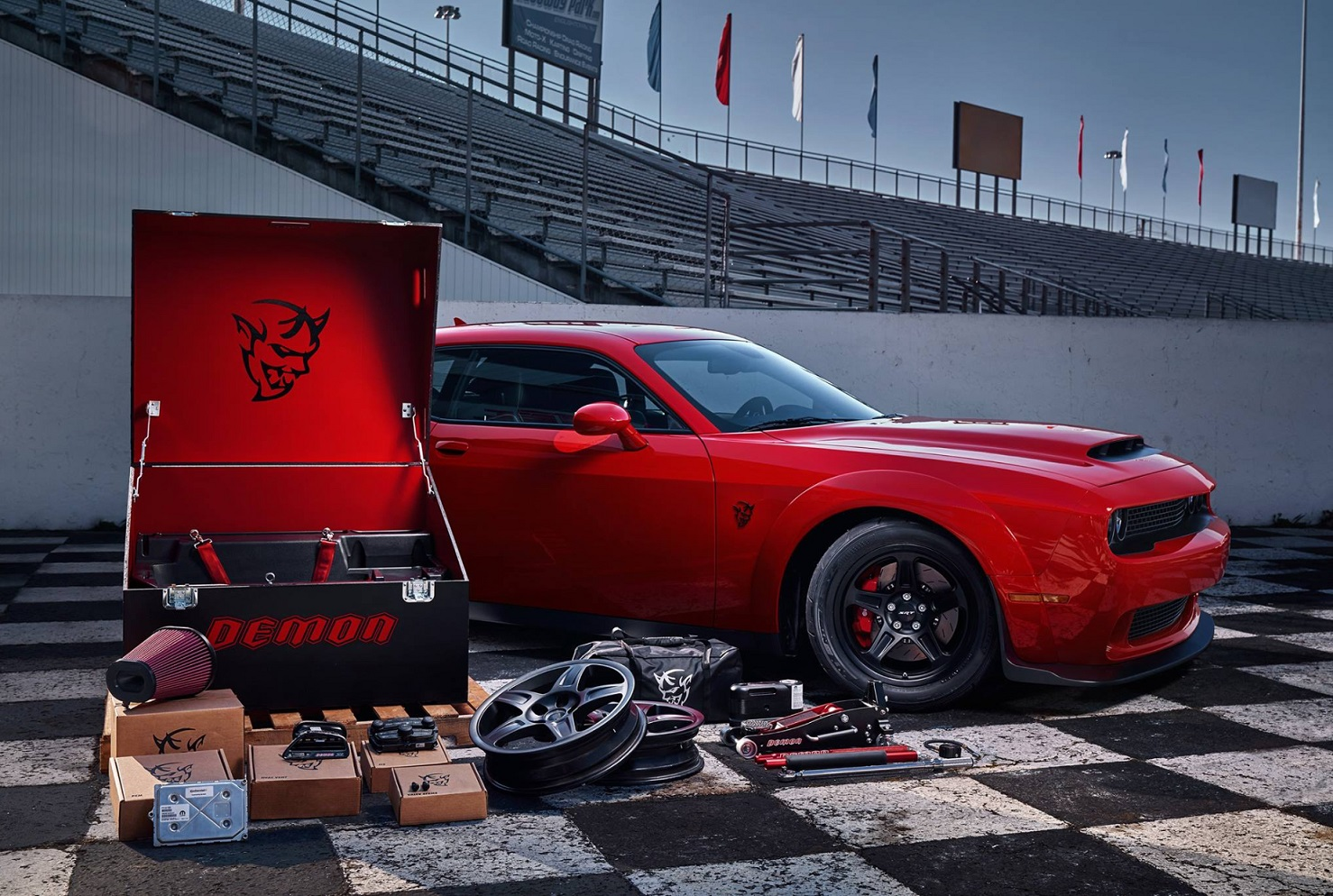 dodge demon interchiller 2