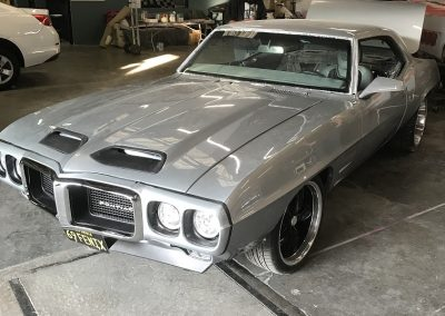 1969 Pontiac Firebird Interchiller