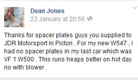 Spacer Plates review JDR