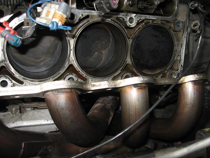 LS Engine carbon build up