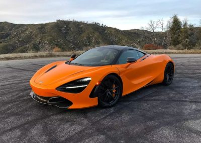 McLaren 720s Interchiller