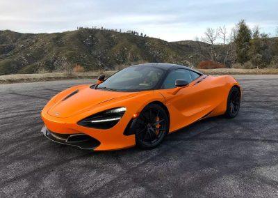 McLaren 720s Interchiller