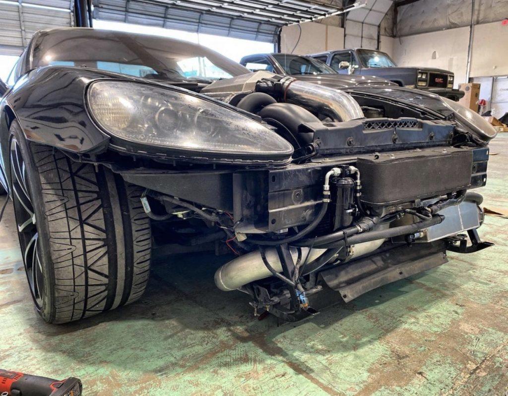 C6 Corvette Interchiller 1