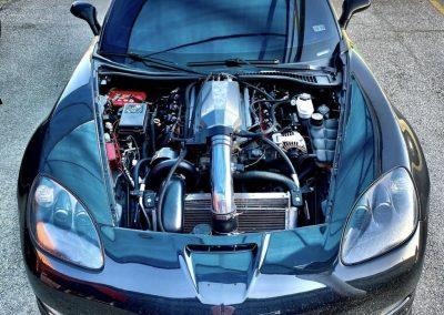 C6 Corvette Interchiller Pro Charger