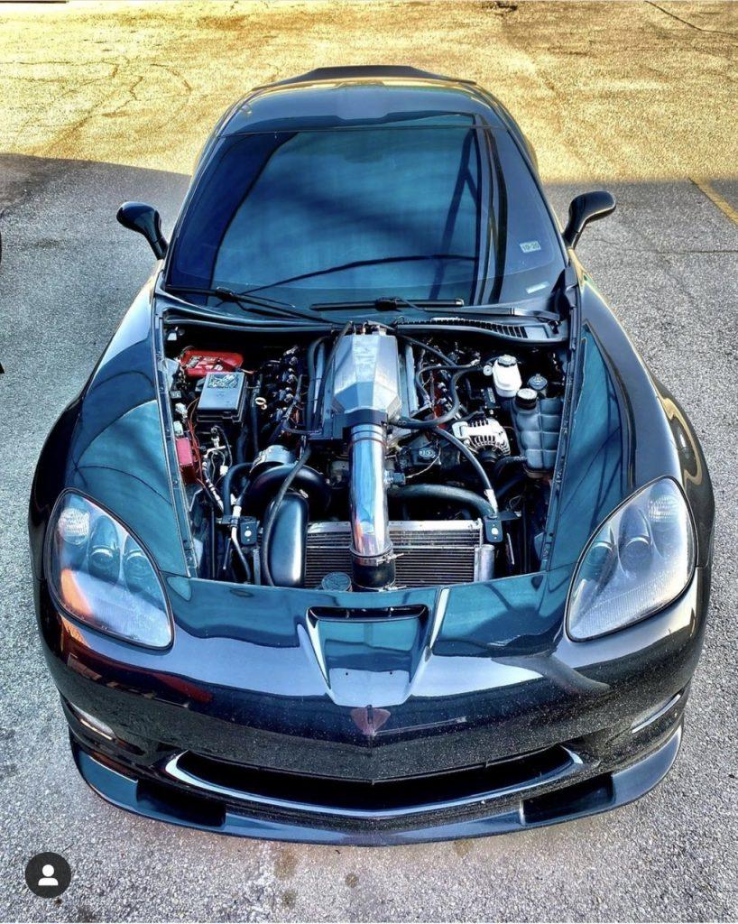 C6 Corvette Interchiller 2