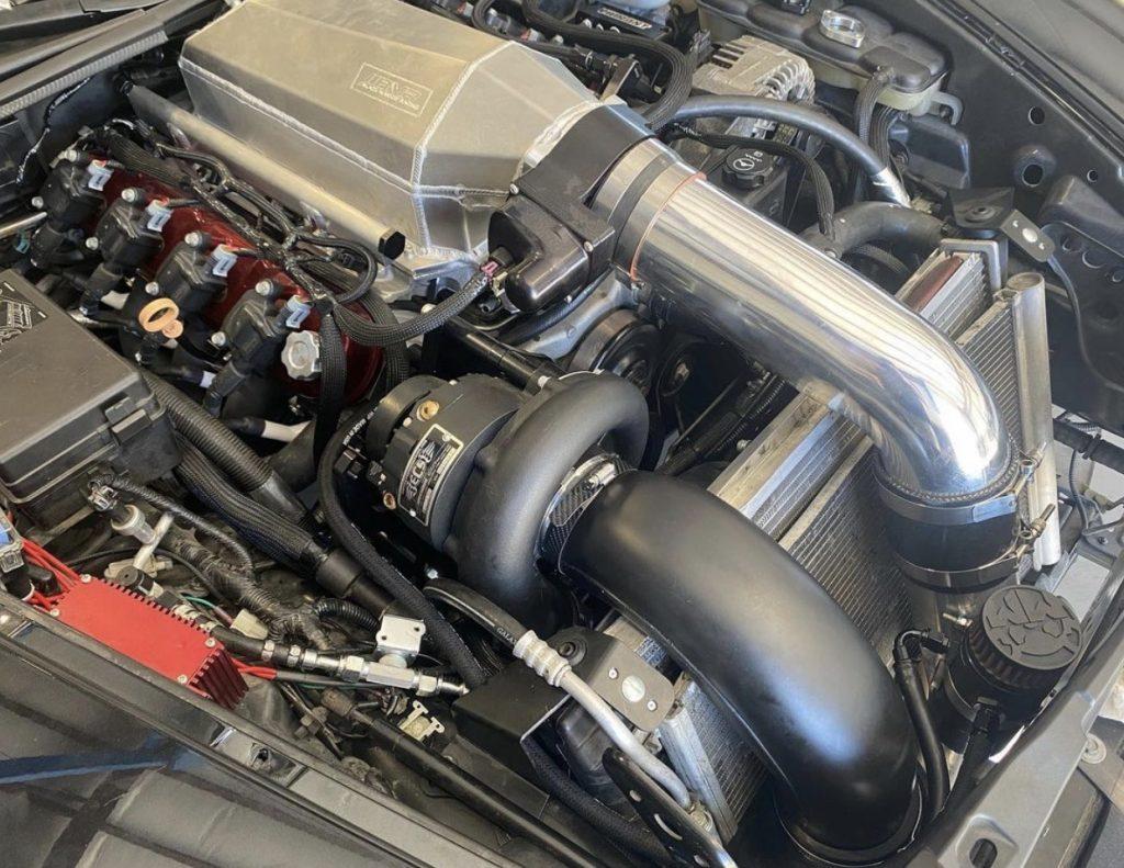 C6 Corvette Interchiller 5