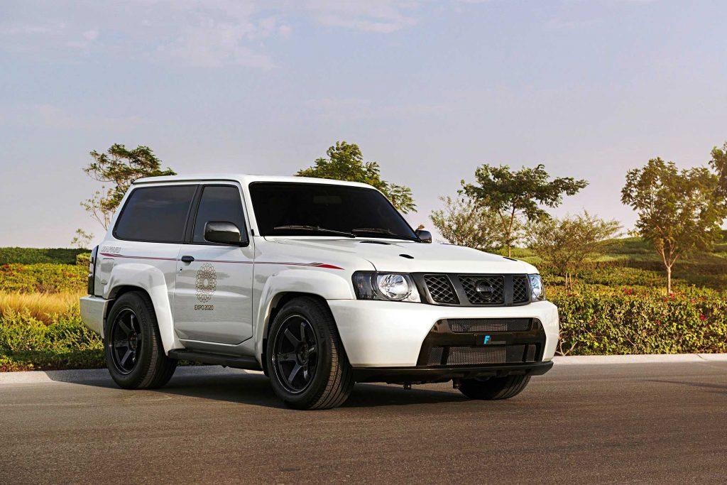 F Performance Nissan Patrol Interchiller 1