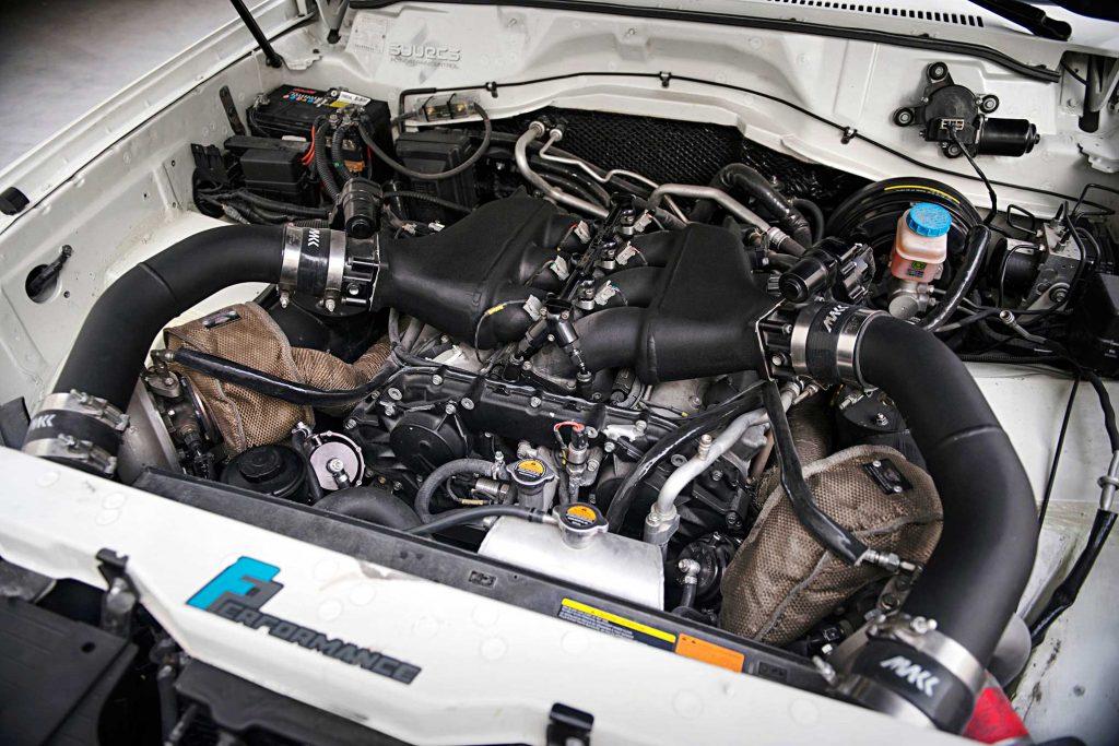 F Performance Nissan Patrol Interchiller 3