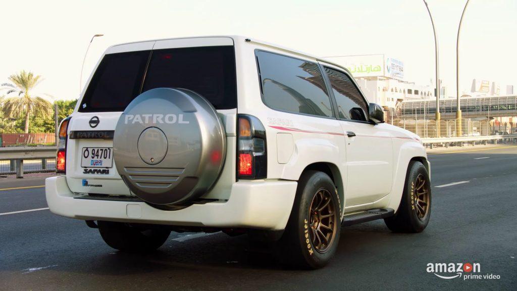 F Performance Nissan Patrol Interchiller 6