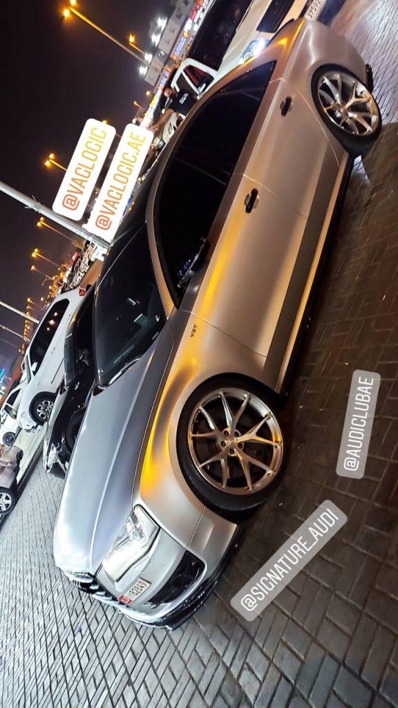 Audi S7 Interchiller 2