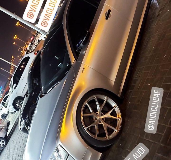 Audi S8 Interchiller