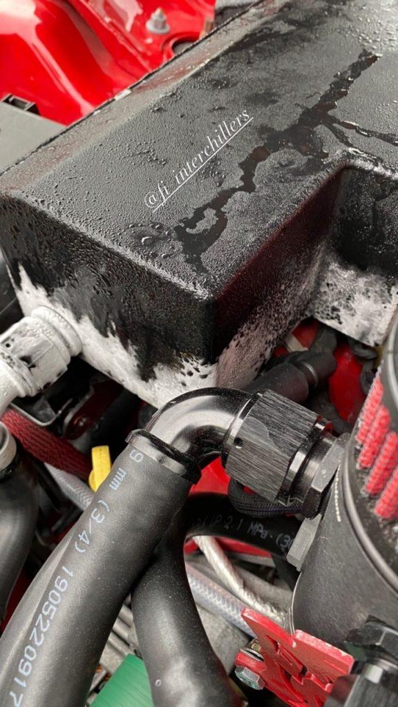 Benardrick Mckinney Dodge Demon Interchiller 3