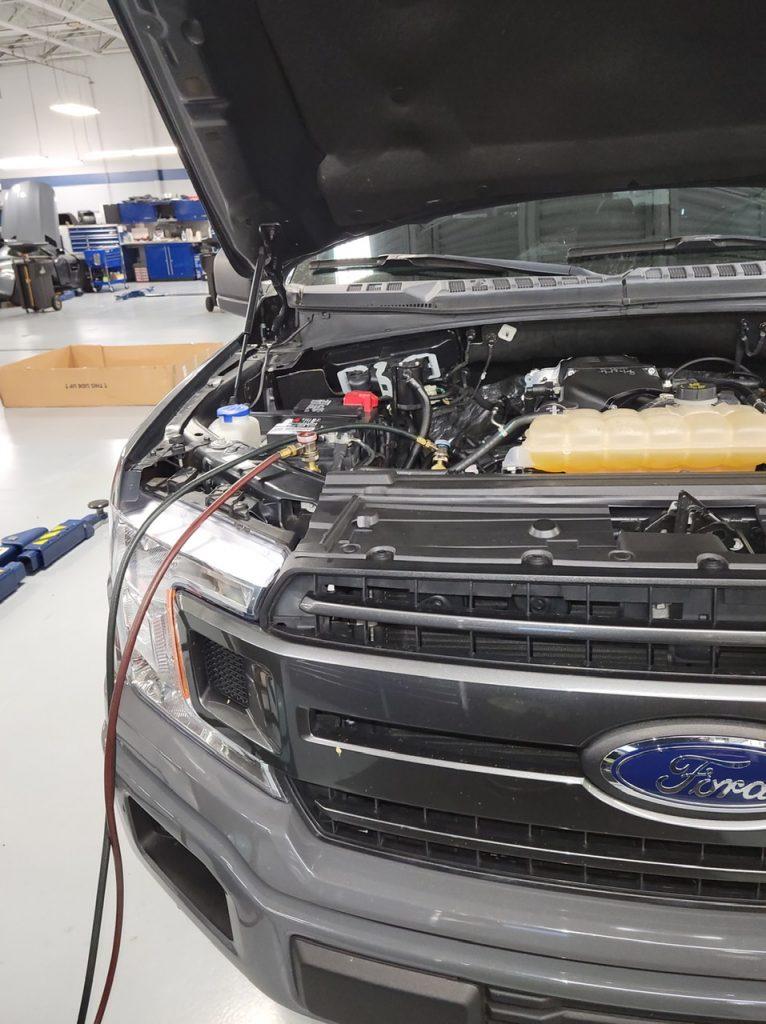Ford F-150 Interchiller 4