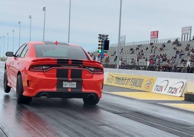 First 7 Second Hellcat Charger