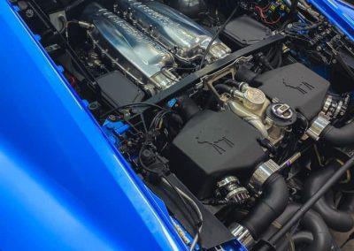 Audi R8 Twin Turbo Interchiller Hi-Torque