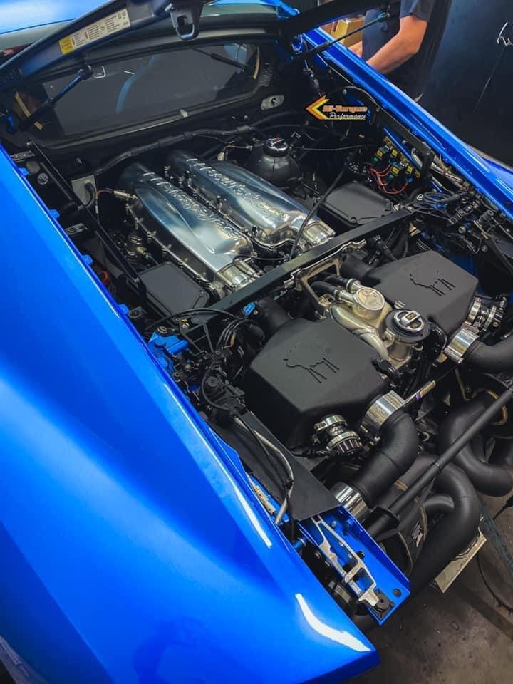 Audi R8 interchiller 3