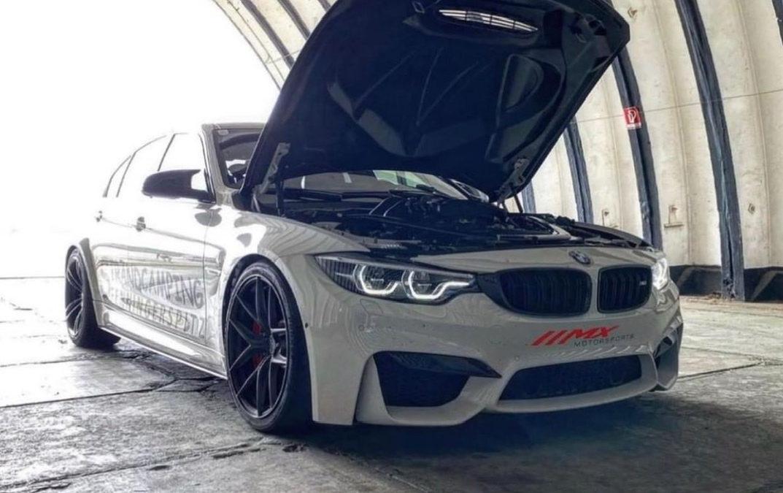 BMW M3 F80 Interchiller
