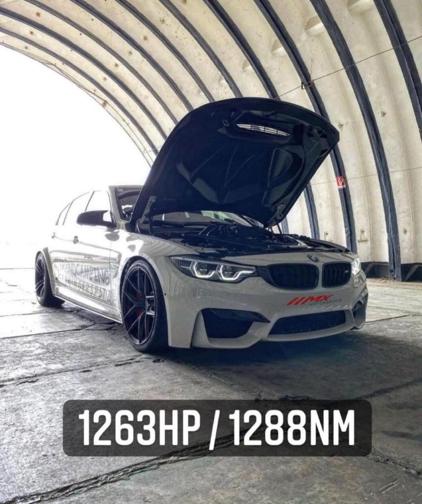 BMW F80 M3 Interchiller 1